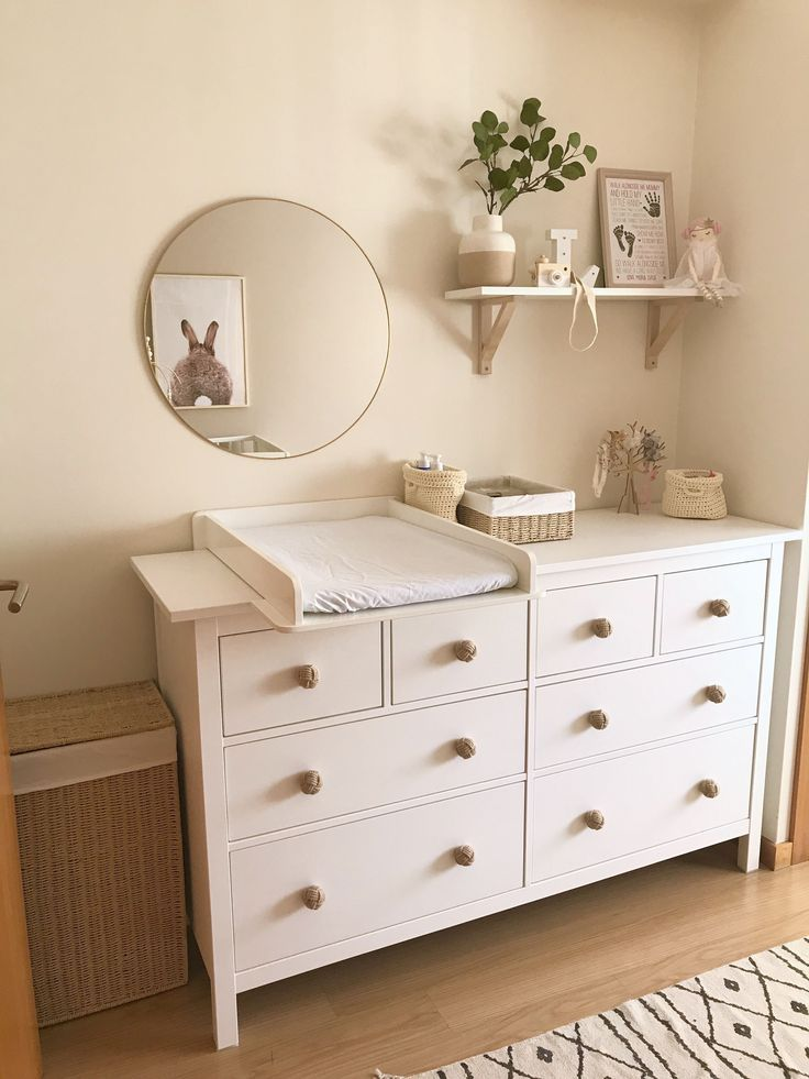 Baby Changing Table Dresser Ideas For The Cutest Nursery