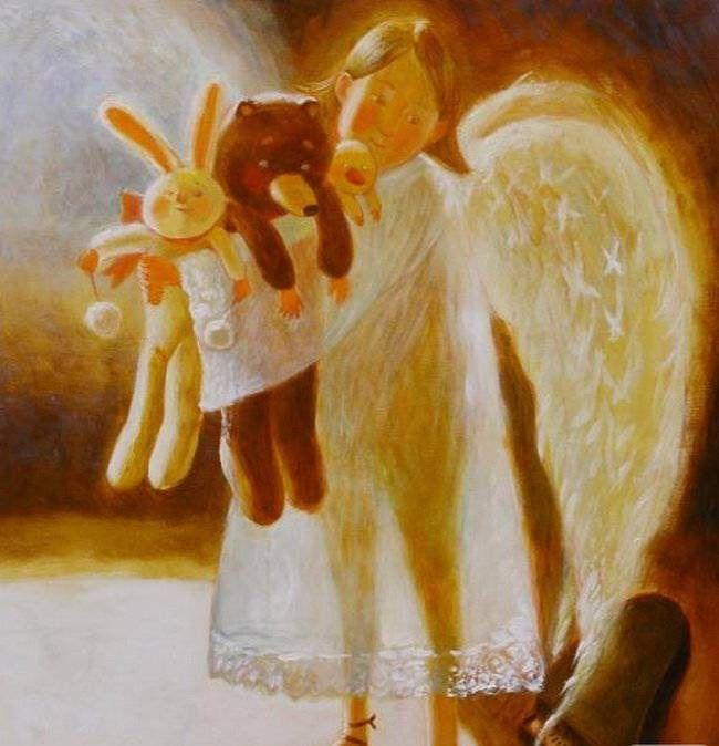 Путешествие в детство с белорусской художницей Анной Королёвой - Ярмарка Мастеров - ручная работа, handmade