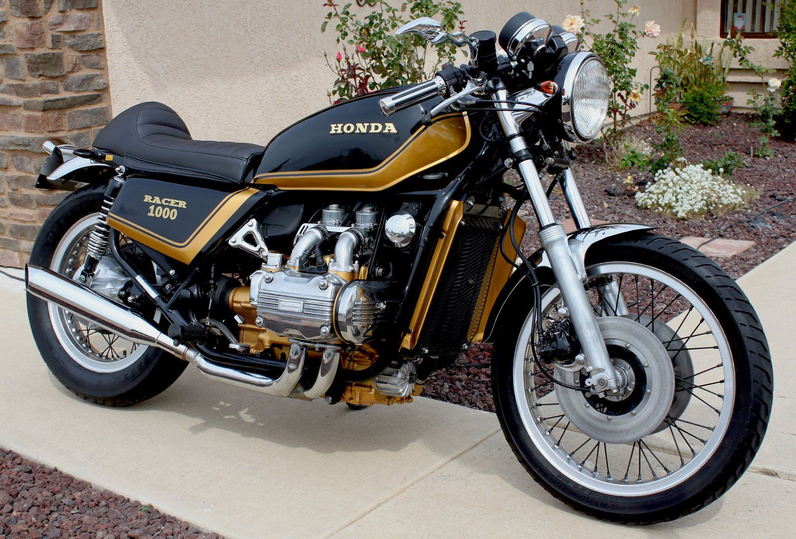 Pin on Naked Goldwing / GL1000