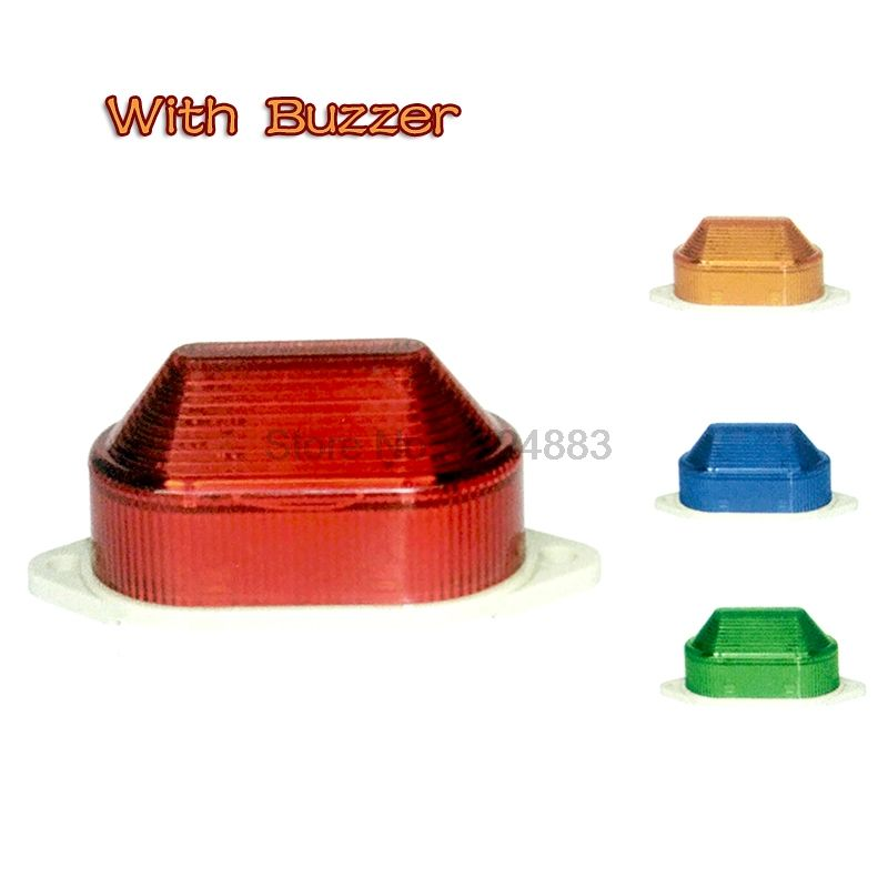 Buzzer Stroboscopique Signal Voyant Tb40 N 3051j 12 V 24 V 220 V Voyant Led Lampe Petit Clignotant Lumiere De Securi Indicator Lights Warning Lights Led Lights