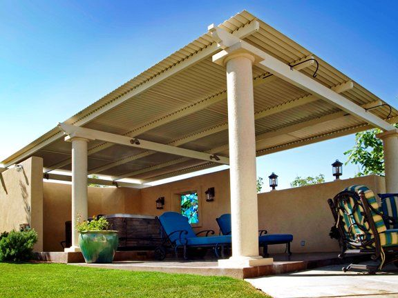free freestanding home wood patio kits cover standing figure roof patios how build a to aluminum