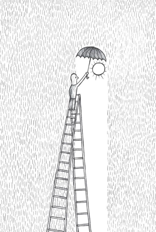 Las poéticas e inspiradoras ilustraciones de Troche #artanddrawing