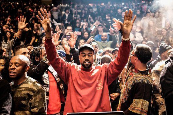 Kanye West La Vie De Pablo Poster Oeuvre Original Par Wheniseeit Kanye West Mode The Life