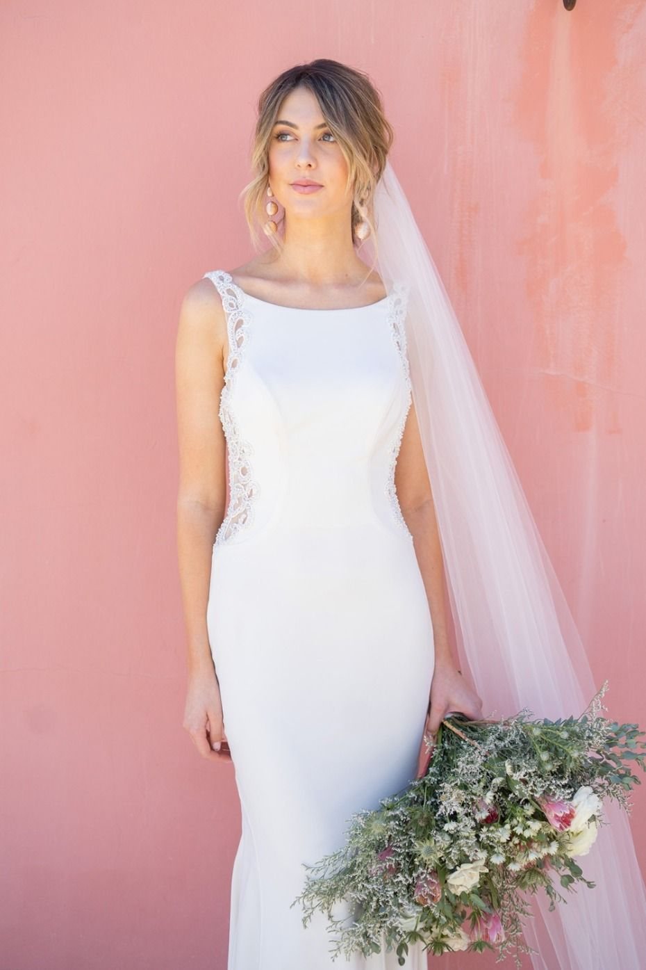 Traditional and timeless davidus bridal wins with both