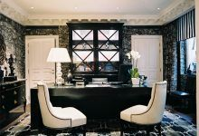 Peachy Design Ideas Female Office Decor Female Executive Office ...