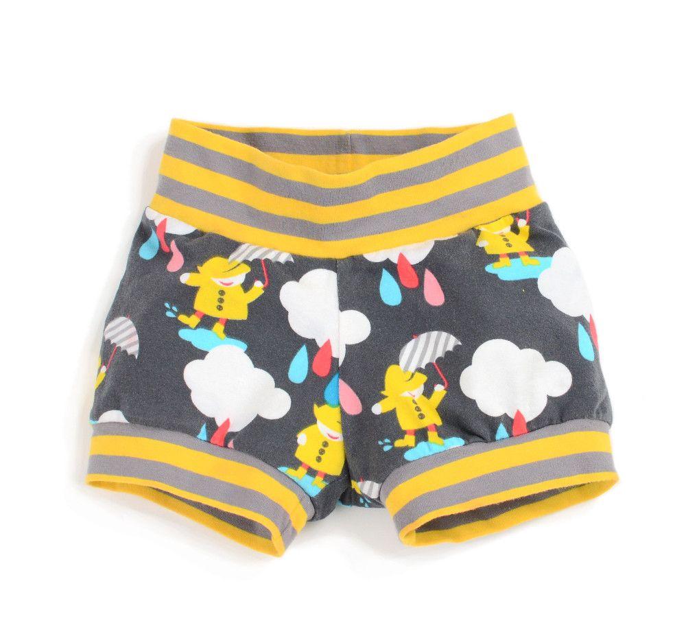 Cuff shorts : 23 | Baby nähen, Shorts und Babys
