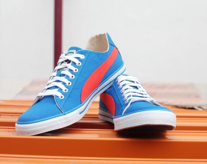341a4b08165 Puma Blue Hip Hop 6 IDP Sneakers