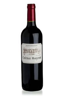 Chateau Marjosse 2009 Bordeaux Superieur, one of our Top 10 Wines Under $20