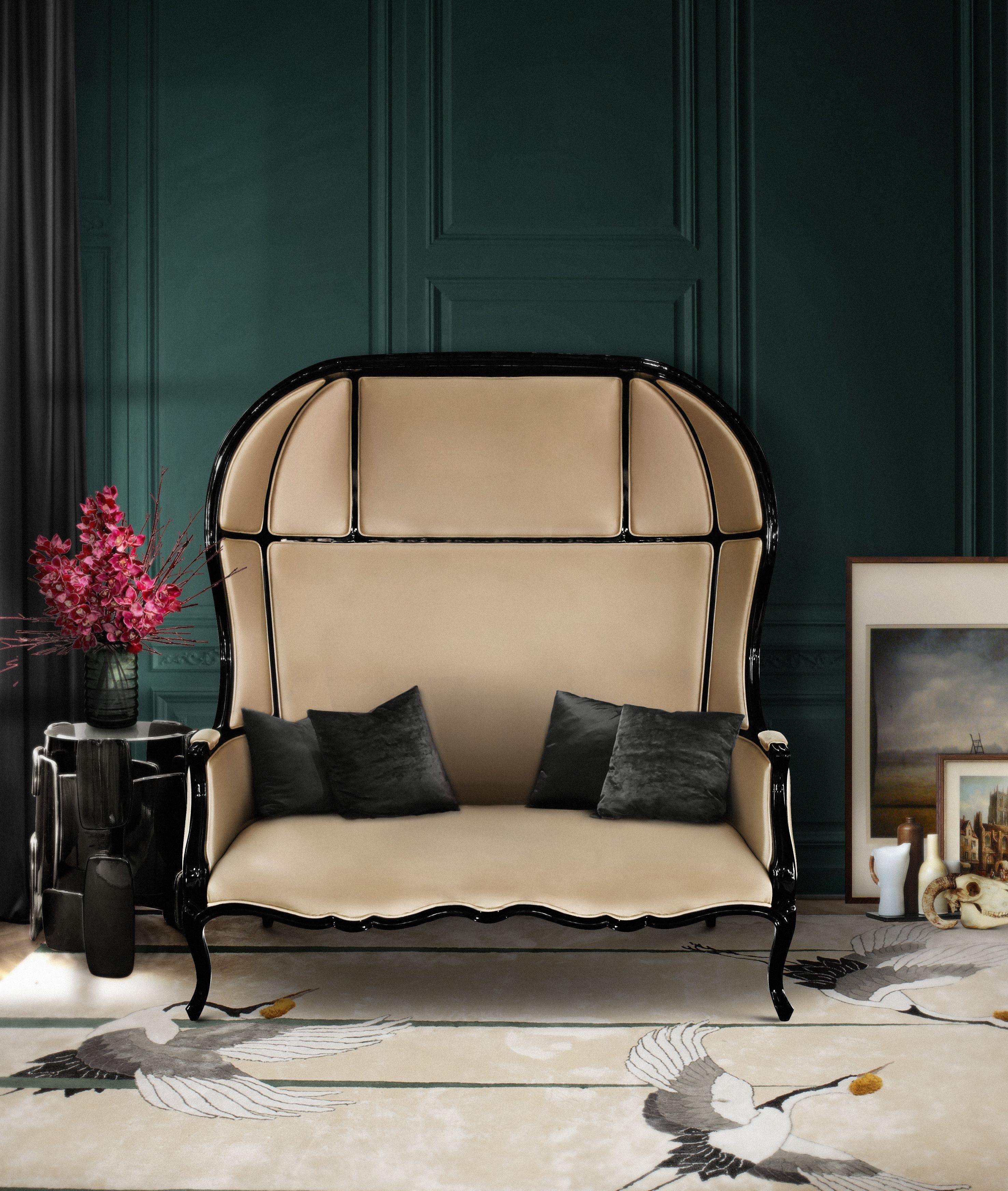Modern Classic Möbel, hochwertige Möbel, moderner Stil, modernes Design