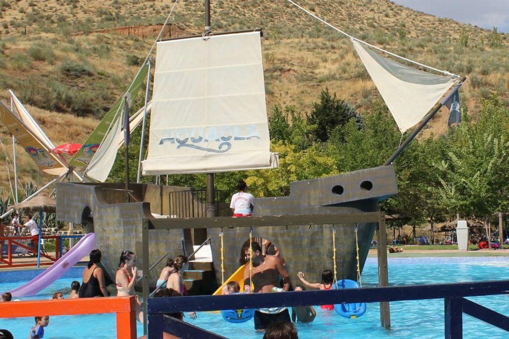 Parque Acuático Aquaola Granada Pasa Tu Mejor Verano En Aquaola Parque Acuatico Parques Verano