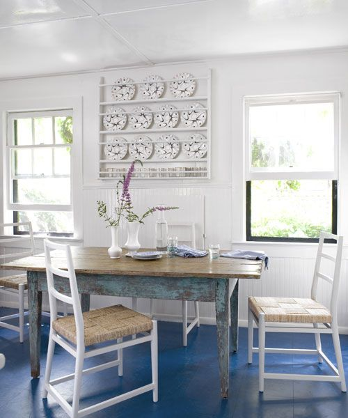 Beach Cottage Style on Fire Island | Beach cottages, Cottage style ...