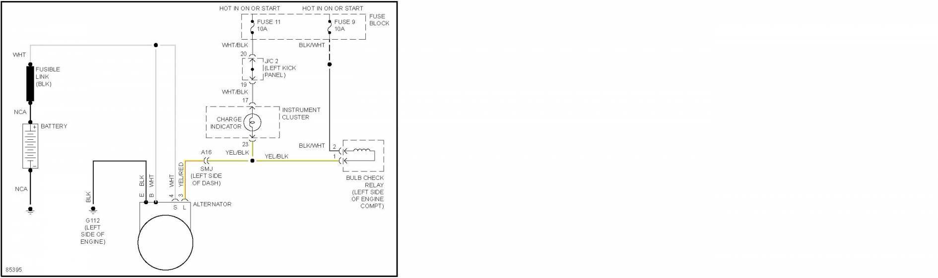 17 Nissan Alternator Wiring Diagram Alternator Electrical Wiring Diagram Diagram