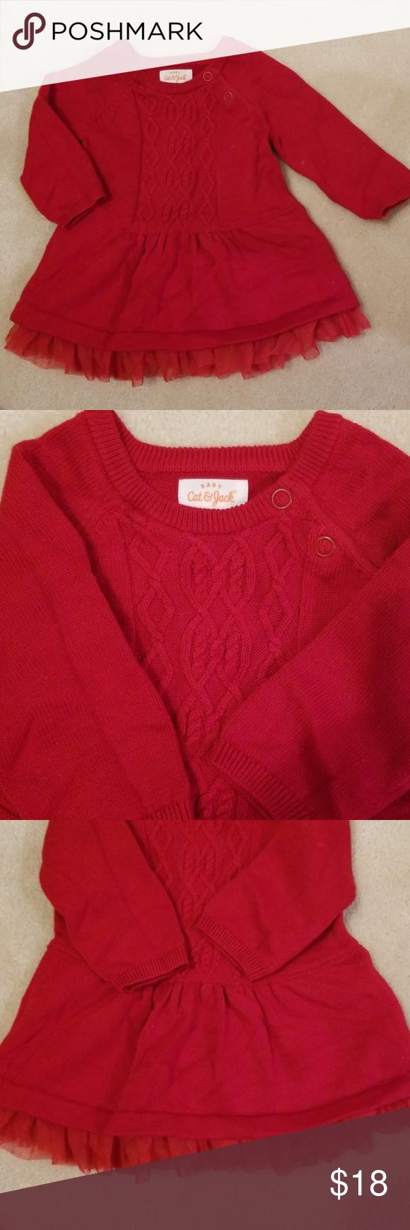 Baby Girl Sweater Dress Girls Sweaters Red Sweater Dress Baby Girl Sweaters [ 1740 x 580 Pixel ]