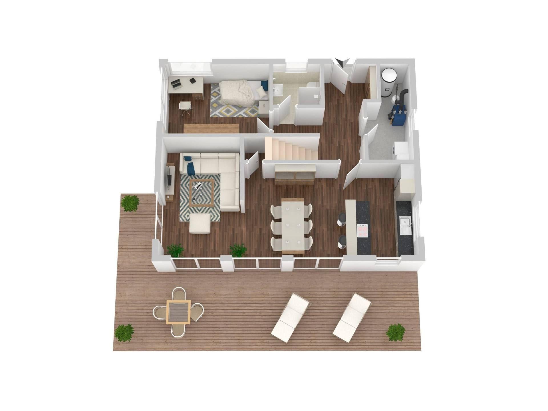 Einfamilienhaus Chausseestraße 148 | Haus Ideen | Einfamilienhaus ...