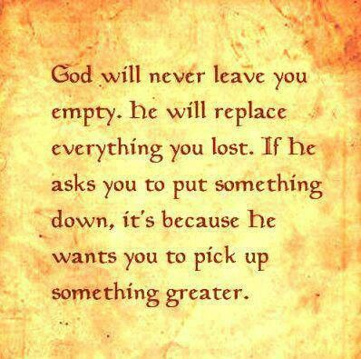 Trusting & Waiting Patiently God