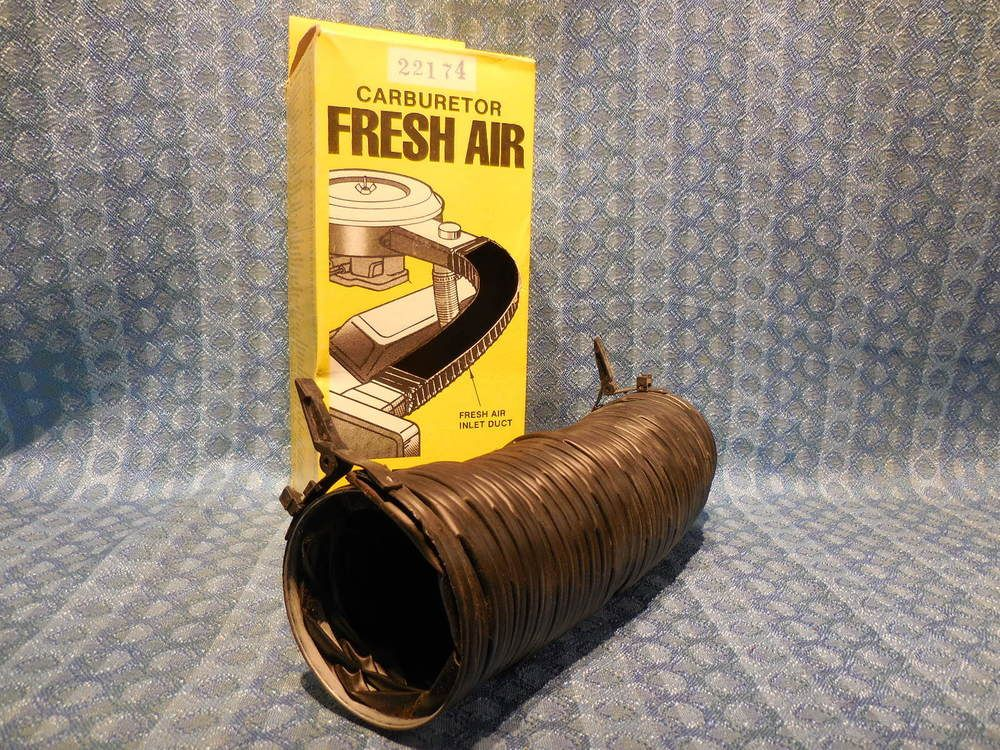 19771985 Buick Chevy Olds Pontiac NORS Fresh Air Cleaner