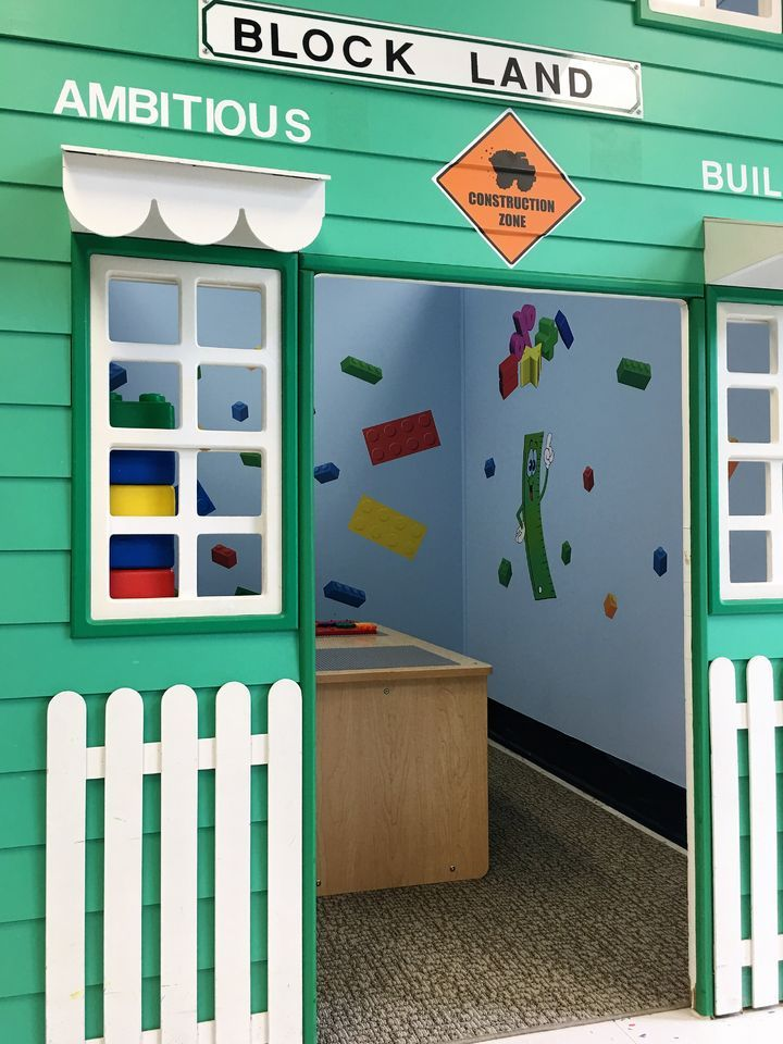 Tutor Towne™ Village - Photo Gallery of Tutor Time Child Care Center in New City : blockland doors - pezcame.com