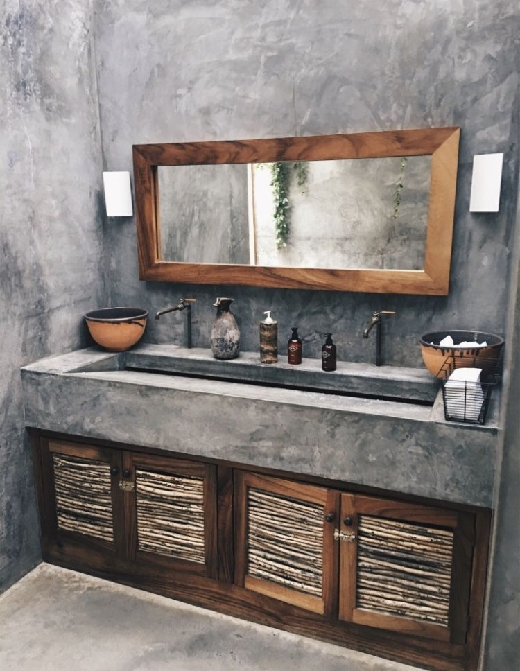 Pin By Samm Legi On Let Me Come Home Rustic Bathroom Decor Rustic Bathrooms Rustic Bathroom Designs Modern rustic bathroom design ideas