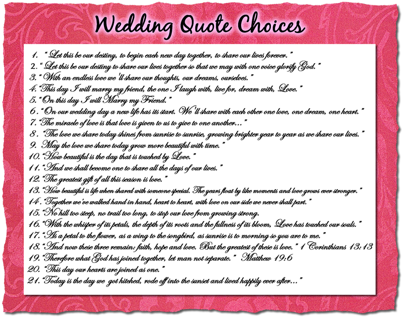 Funny Wedding Quotes and Sayings Funny Pinterest – Funny Wedding Verses for Cards