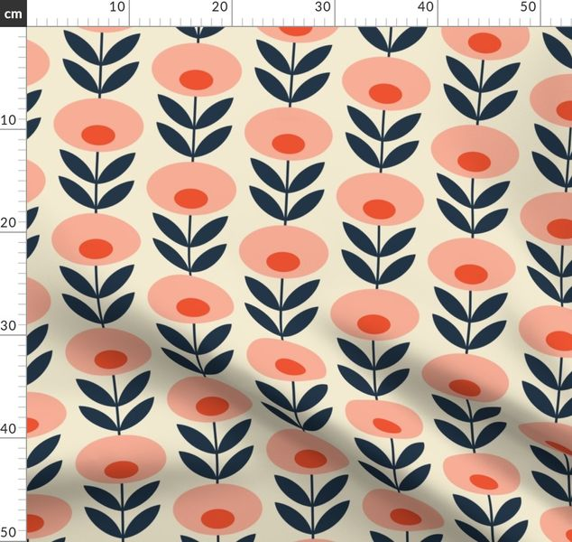 Farbenfrohe Stoffe Digital Gedruckt Von Spoonflower In 2020 Home Decor Decals Fabric Spoonflower