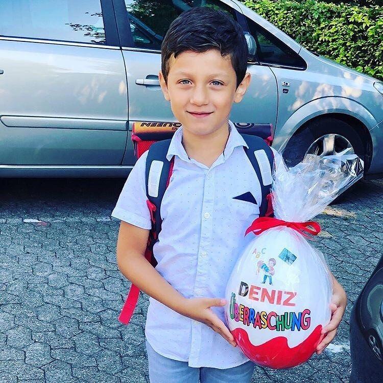 Vielen Dank für das tolle Foto ❤️ Wir wünschen dir einen guten Start zum Schulanfang Deniz.