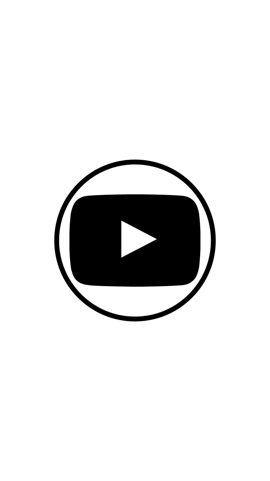 Instagram Logo White Background : instagram, white, background, Instagram, Story, Highlights, Black, White, Instagram,, Snapchat
