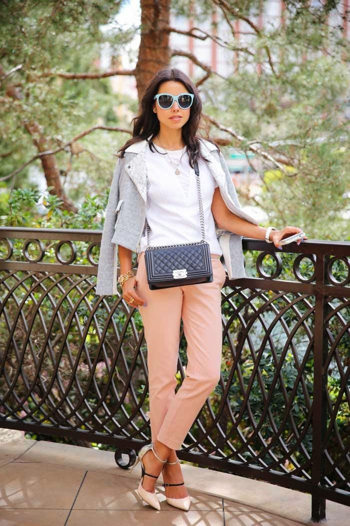 VIVALUXURY: TWEED & LACE IN LAS VEGAS