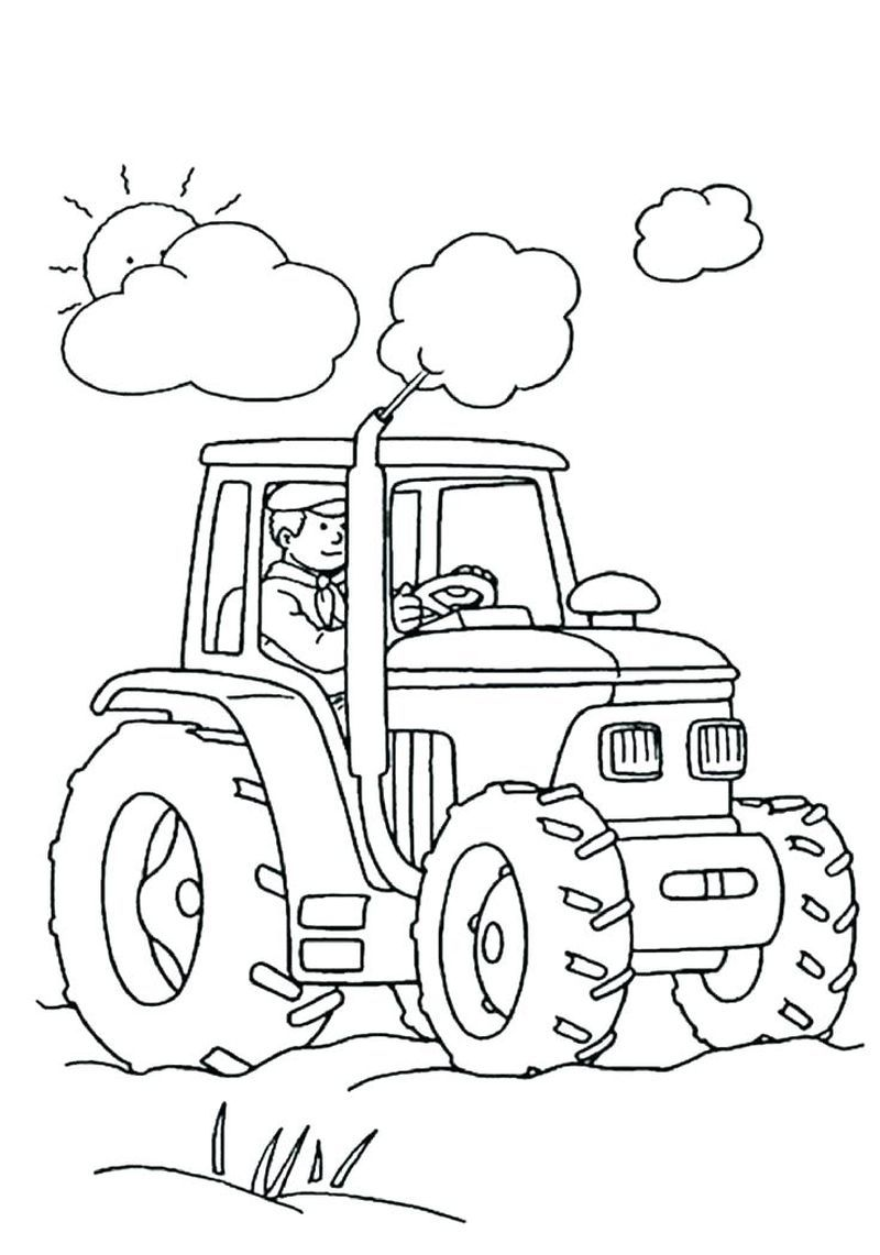 Farm Coloring Pages Ideas For Kids Free Coloring Sheets Tractor Coloring Pages Kids Coloring Books Farm Coloring Pages