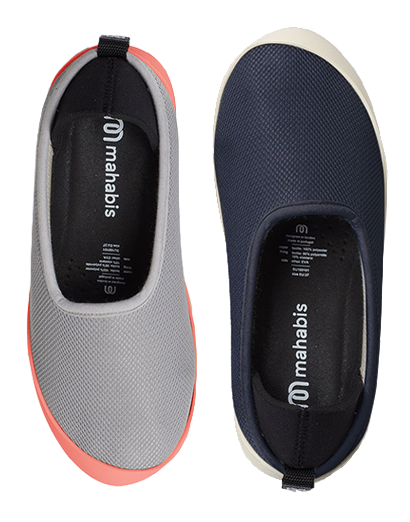 Summer mahabis: slippers/slip ons with removable soles, perfect for indoor and outdoor use.