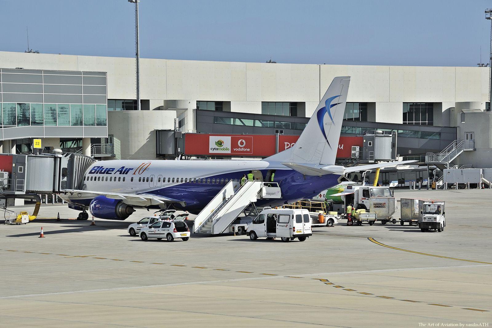 Aeroporto Waw : Blue air larnaca international airport iata: lca u2013 icao: lclk