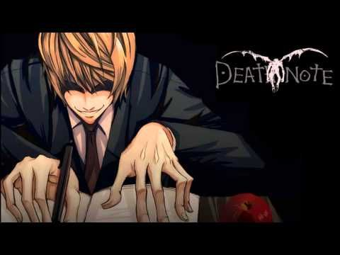 Low Of Solipsism  Death Note Extended  Movies And Series