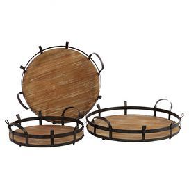 3-Piece Andalusia Tray Set