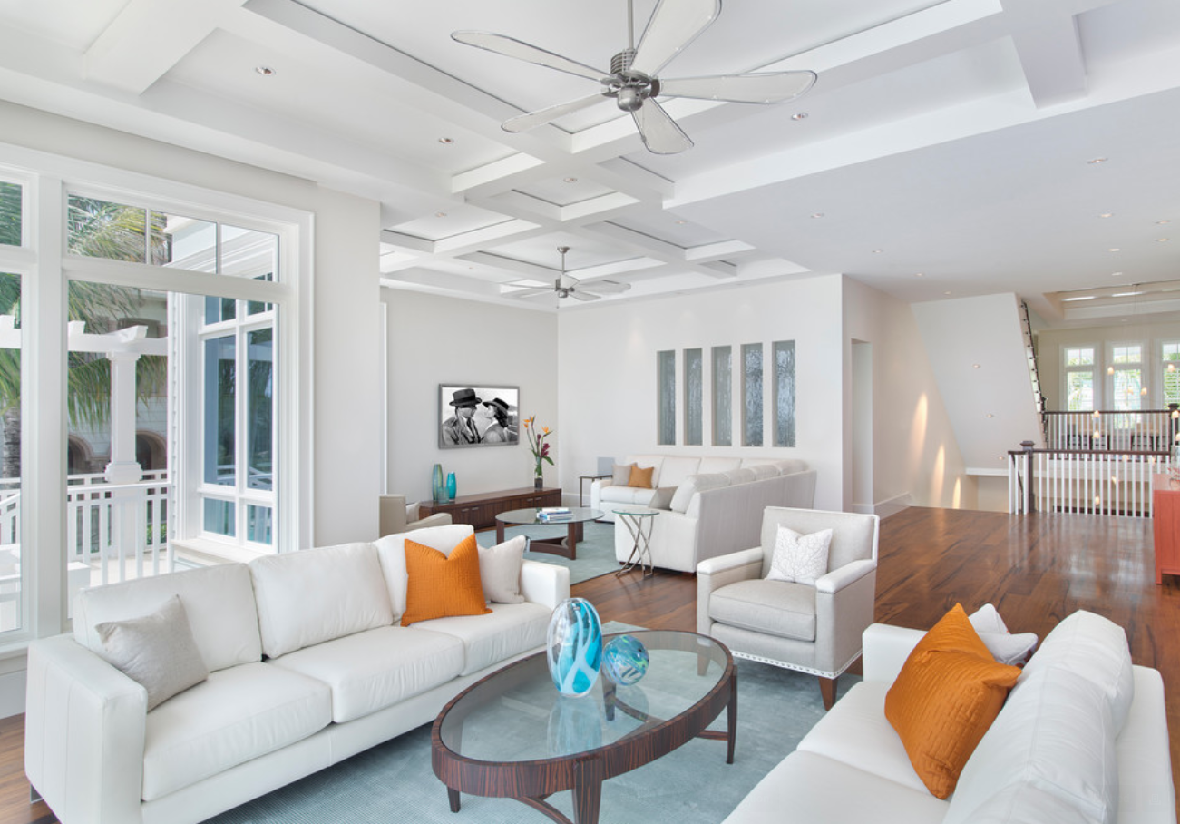Save money on your winter energy bills with ceiling fans yes you read that correctly ceiling fans can help reduce your energy usage and costs in the