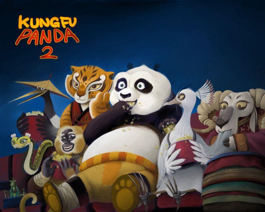 Kungfu Panda2 By 3393339 On Deviantart Kung Fu Panda Art Mickey Mouse
