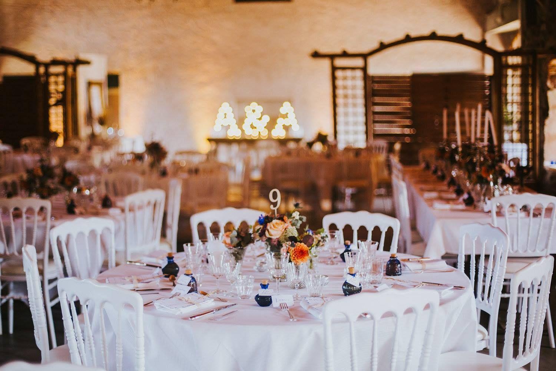 Les tables du dîner │ Diner table │ Didier Amadori Neupap ...