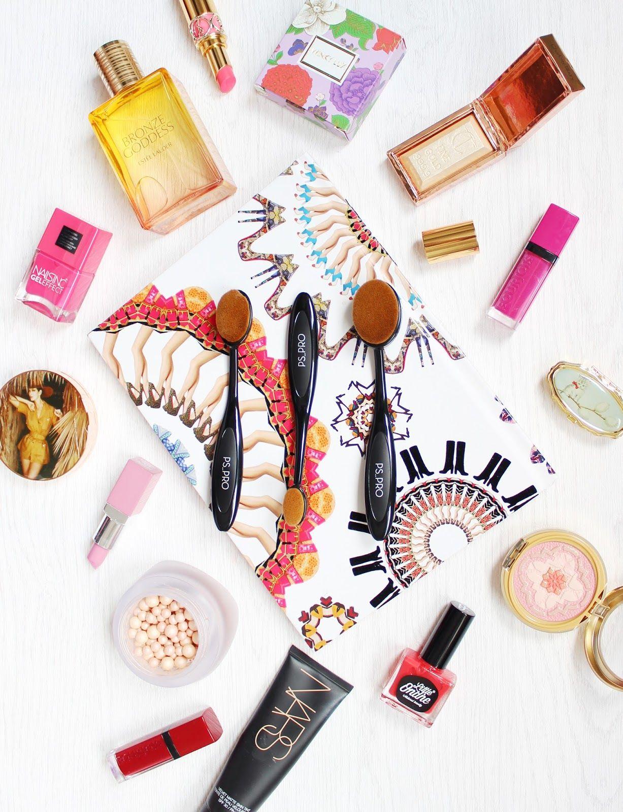 Primark PS...Pro Oval Blending Makeup Brushes an
