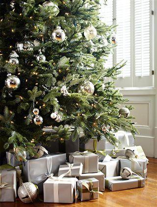 Bh Fraser Fir Artificial Christmas Trees Balsam Hill Silver Christmas Decorations Gold Christmas Tree Silver Bells Christmas
