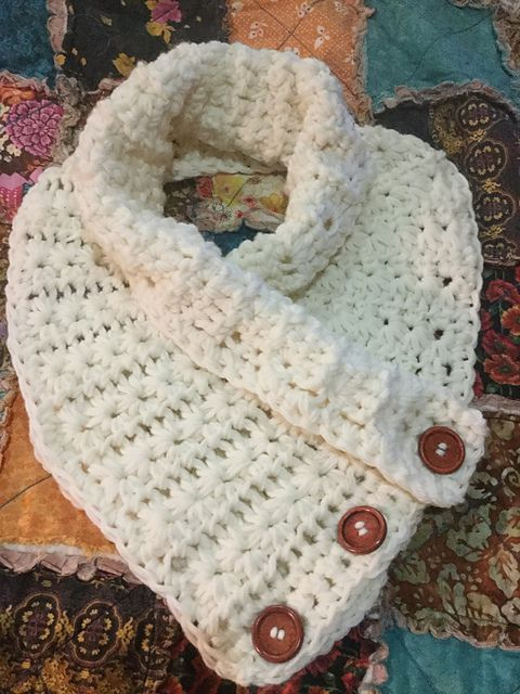 Ravelry: DD Cowl Neck Warmer pattern by Sue Stapleton | Crochet ...