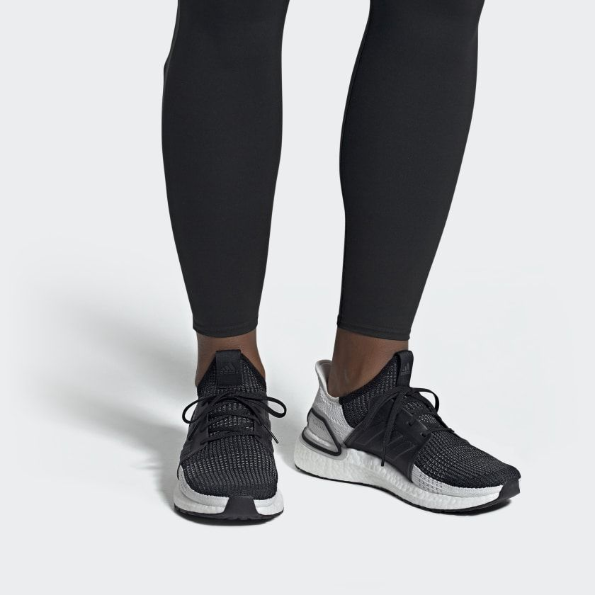 Ultraboost 19 Shoes Core Black / Grey Six / Grey Four B37704 ...