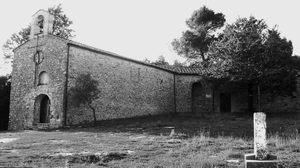 5 Chiesa Di San Michele Arcangelo A Schifanoia Di Narni Umbria
