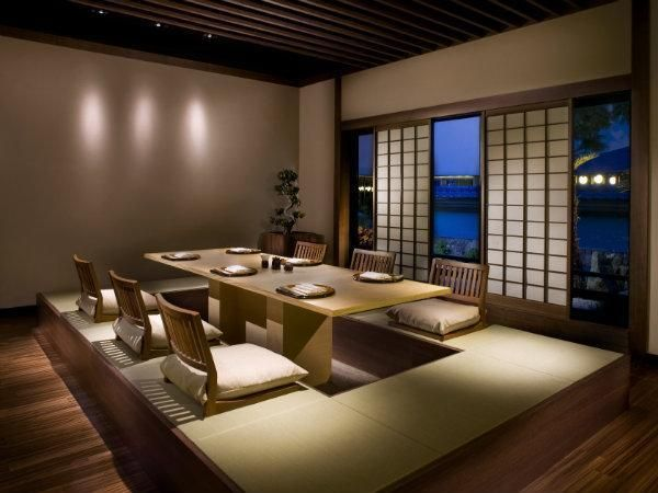 29 Private Dining Rooms In Singapore Japanese Dining Table