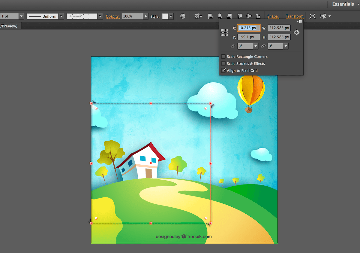 ArtDirecting SVG Images With The viewBox Attribute How
