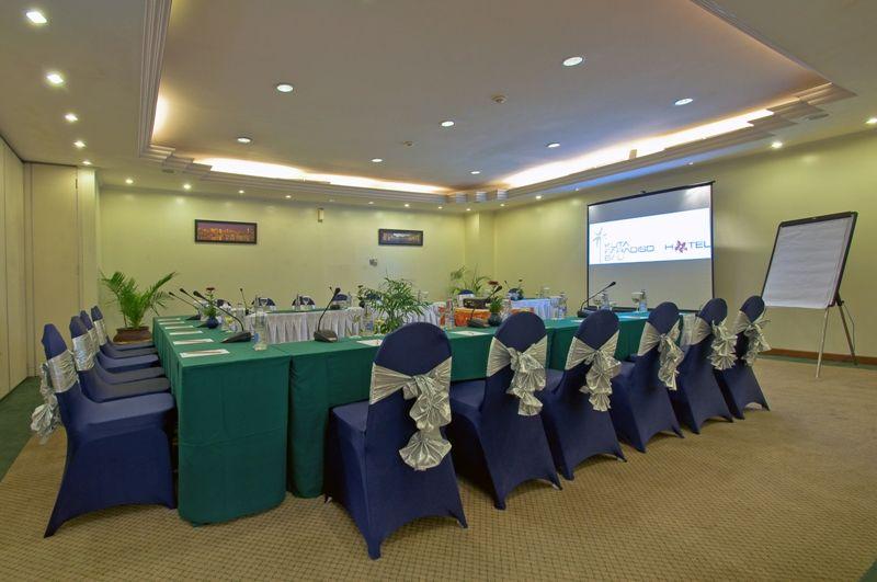 Nakula Kuta Paradiso Hotel U Shape Hotel Seating Arrangements