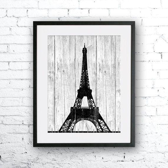 Paris Paintings 2 by Velizar Simeonov on Etsy