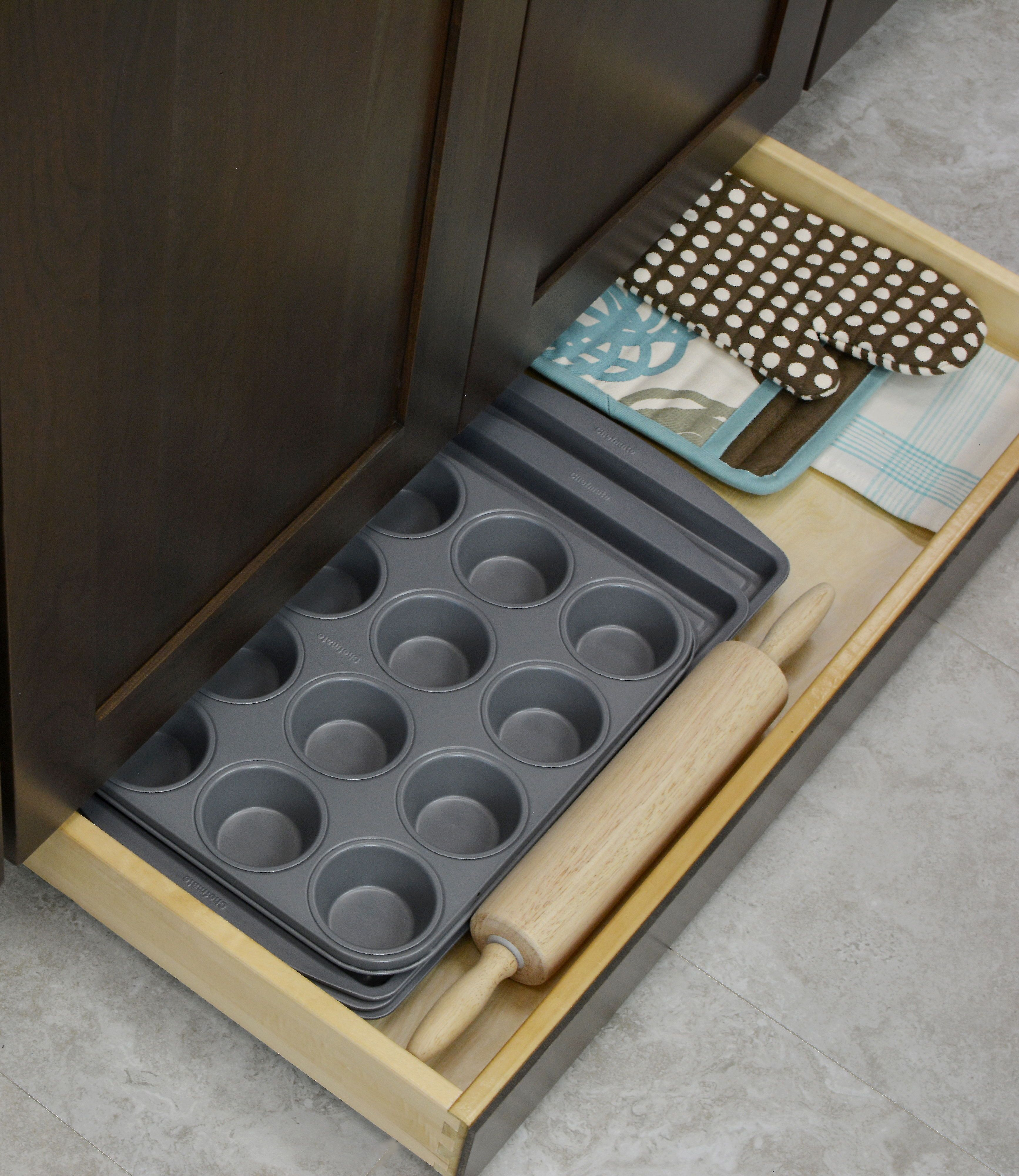 Have you heard of the Toe-Kick drawer from Dura Supreme ...