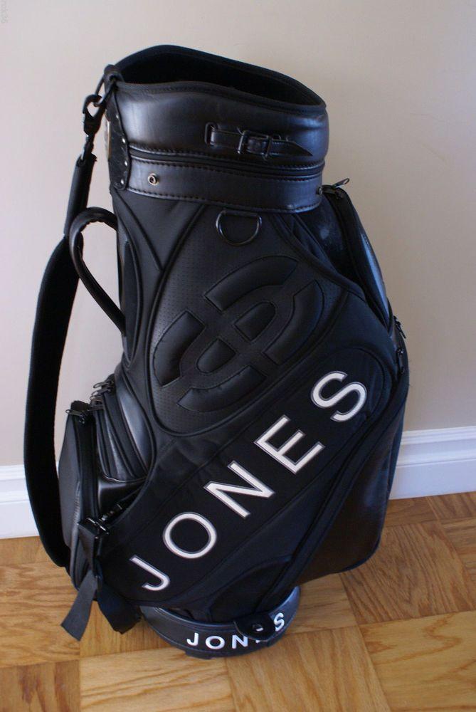 Jones Golf Tour Staff Bag Large Jonesgolf Golf Bags