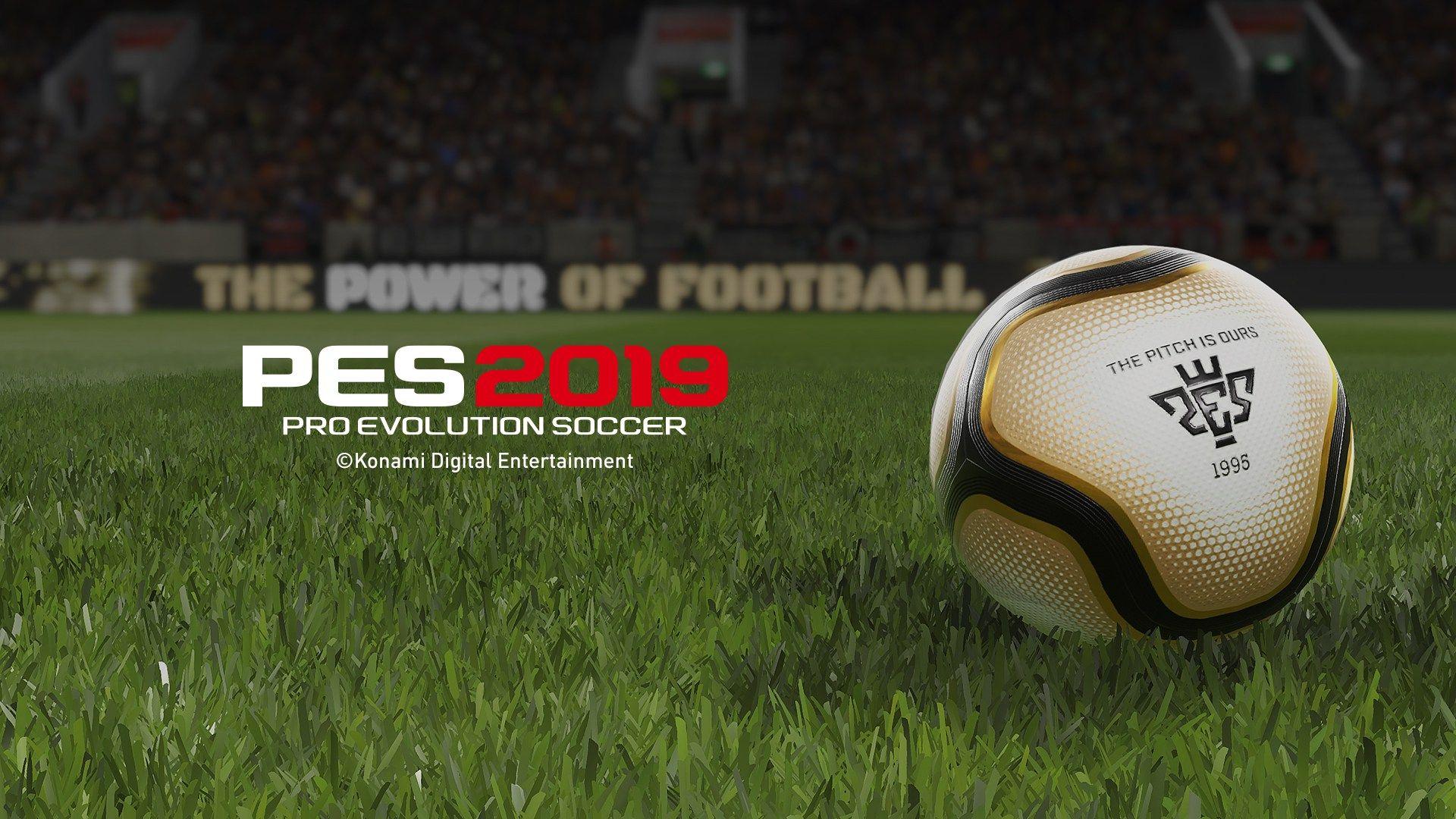 Pes 2019 Wallpapers Pes 2019 Pro Evolution Soccer Soccer Evolution
