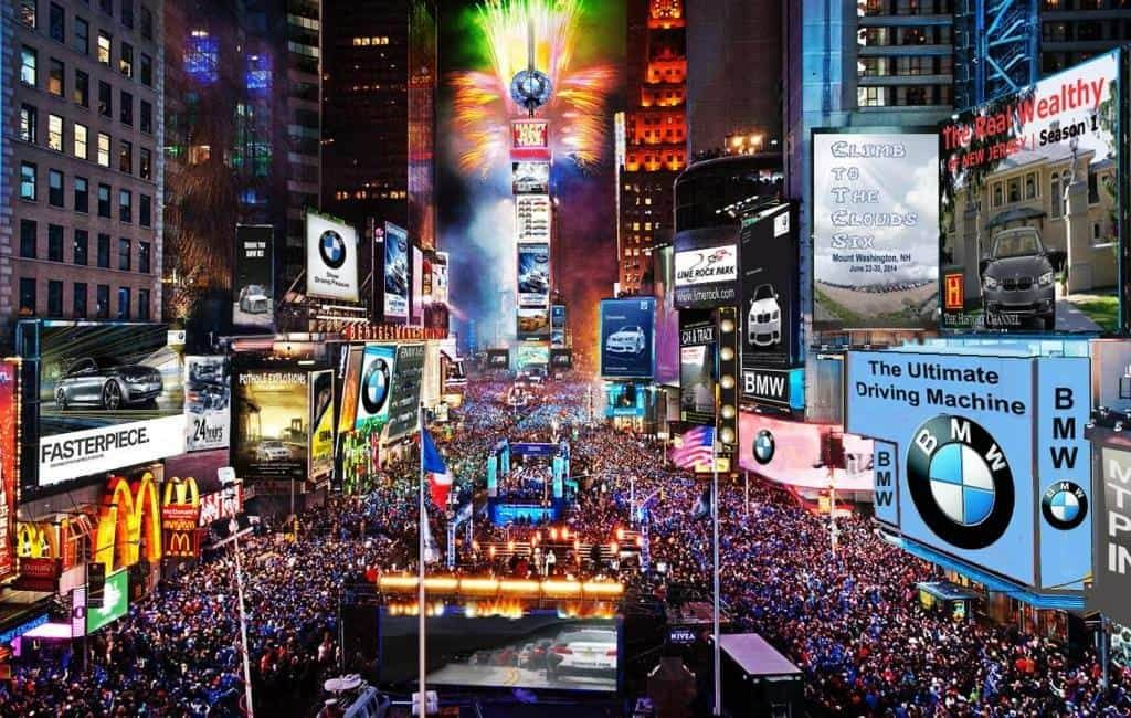 Times Square New Year S Eve Ultimate Guide For 2019 Times