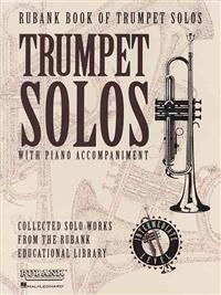 Trumpet Solos with Piano Accompaniment, Intermediate Level