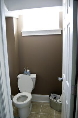 Basement Lets Make That 14 Bath Yes Its A Random Toilet In The